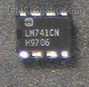 IC 741 photo
