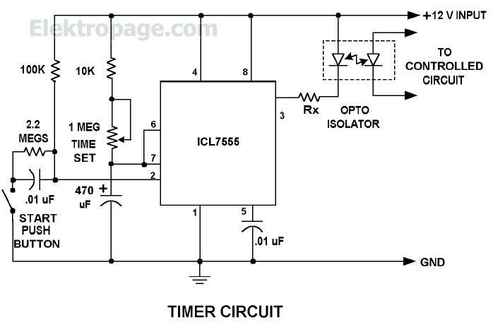 timer citcuit