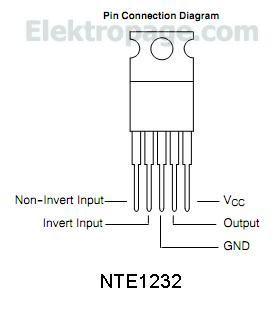 NTE1232 pinout diagram.JPG A1CC6