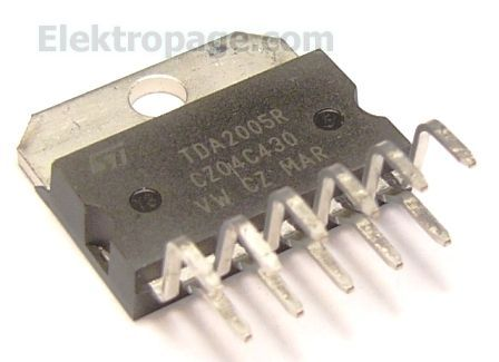 TDA2005 chip package D8612