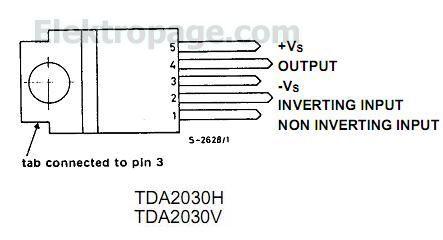 TDA2030 pinout diagram.JPG Z722D