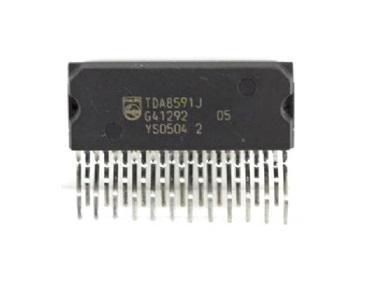 tda8591 amplifier pinout
