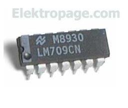 OPAMP LM709CN