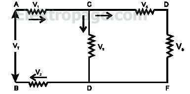 kirchhoff law Circuit Loop