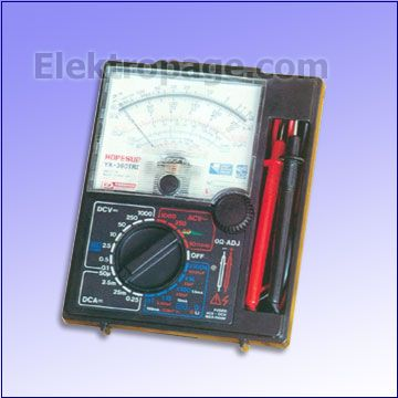 Multimeter Analog 65E7A