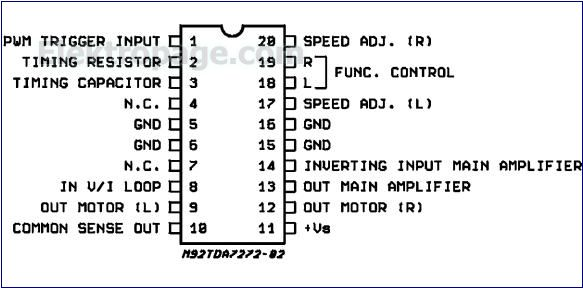 TDA7272 pinout connection diagram.JPG 45425