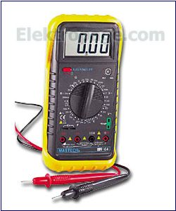 multimeter digital E3DD9