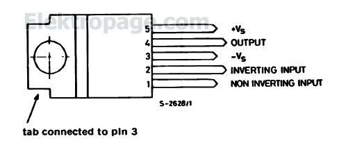tda2040 pin function diagram 776.jpg