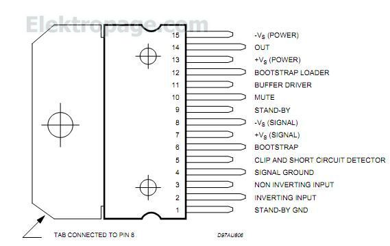 tda7293 pin configuration diagram 2zc.jpg