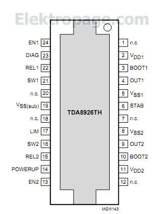 tda8926 pin configuration diagram.jpg