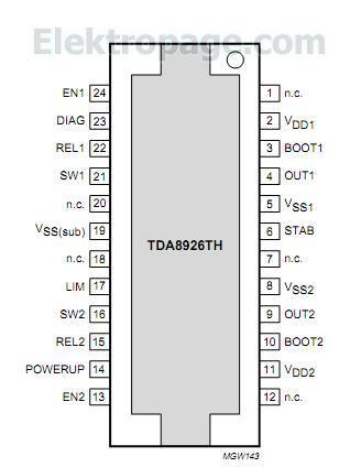 tda8926 pin configuration diagram.jpg